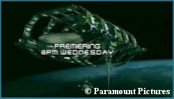 'Enterprise' photo - courtesy CityTV, copyright Paramount Pictures