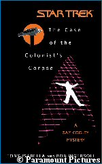 The Case of the Colonist's Corpse - courtesy Psi Phi, copyright Paramount Pictures