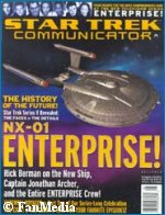 'Star Trek: Communicator' issue 143 - copyright FanMedia