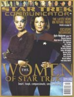 Communicator 'Women of Trek' cover - copyright FANtastic Media