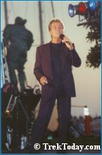 James Darren Concert Photos - copyright Michael J. Fijolek