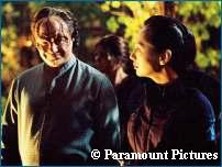 Dr. Phlox and Hoshi Sato in 'Dear Doctor' - courtesy Star Trek.com, copyright Paramount Pictures