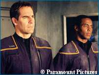 'Detained' photo - courtesy StarTrek.com, copyright Paramount Pictures