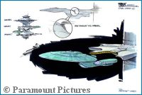 'The Next Generation' concept art - copyright Paramount Pictures