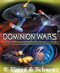 Dominion Wars cover image- courtesy Amazon.com, copyright Simon & Schuster