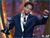 Gary Dourdan photo - copyright AP