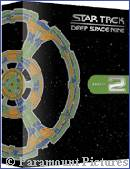 'Deep Space Nine Season 2' artwork - courtesy DVD Review, copyright Paramount Pictures