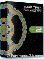 'Star Trek: Deep Space Nine' DVD cover - courtesy Amazon.com, copyright Paramount Pictures