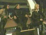 Tyr Anasazi, Dylan Hunt & Beka Valentine