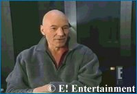 'Star Trek: Nemesis' E! News Daily segment - copyright E! Entertainment Television