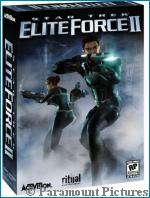 'Elite Force II' box - courtesy Amazon.com