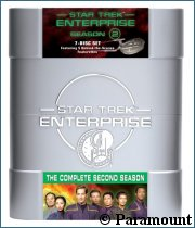 'Enterprise' Season Two DVD