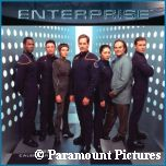 'Enterprise 2003 Calendar' photo - courtesy Amazon.com, copyright Paramount Pictures