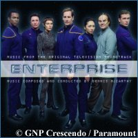 'Enterprise' Soundtrack - copyright GNP Crescendo/Paramount Pictures