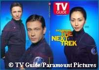 Enterprise TV Guide Cover - Copyright TV Guide