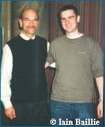 'Robert Picardo - Courtesy Iain Baillie. Do not reproduce without permission.