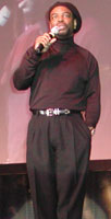 LeVar Burton at FedCon9 - courtesy TrekNews.de
