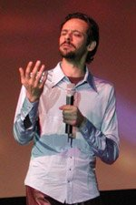 Alexander Siddig at FedCon 9 - courtesy TrekNews.de