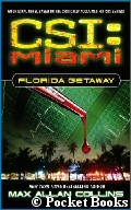 'CSI: Florida Getaway' - copyright Pocket Books