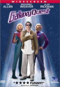 'Galaxy Quest' DVD cover - courtesy Amazon