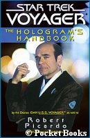 'The Hologram's Handbook' - courtesy StarTrek.com, copyright Pocket Books