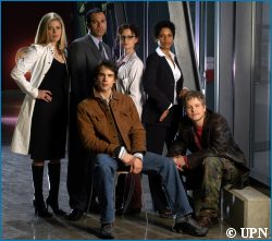 'Jake 2.0' cast photo - copyright UPN