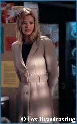 Jeri Ryan as Ronnie Cooke in 'Boston Public' - Copyright FOX Broadcasting
