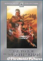 'Star Trek II: The Wrath of Khan' Director's Edition DVD - copyright Paramount Pictures