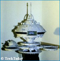 'Regula 1 Model' - copyright TrekToday