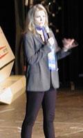 Marjorie Monaghan at FedCon