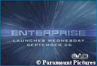 'Enterprise' NASA promo - copyright Paramount Pictures