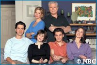 Cast of 'Happy Family' - courtesy Zap2it, copyright Paramount Pictures