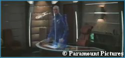'Star Trek Nemesis' - courtesy IFILM, copyright Paramount Pictures