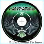 Exclusive 'Nemesis' CD - courtesy Star Trek.com