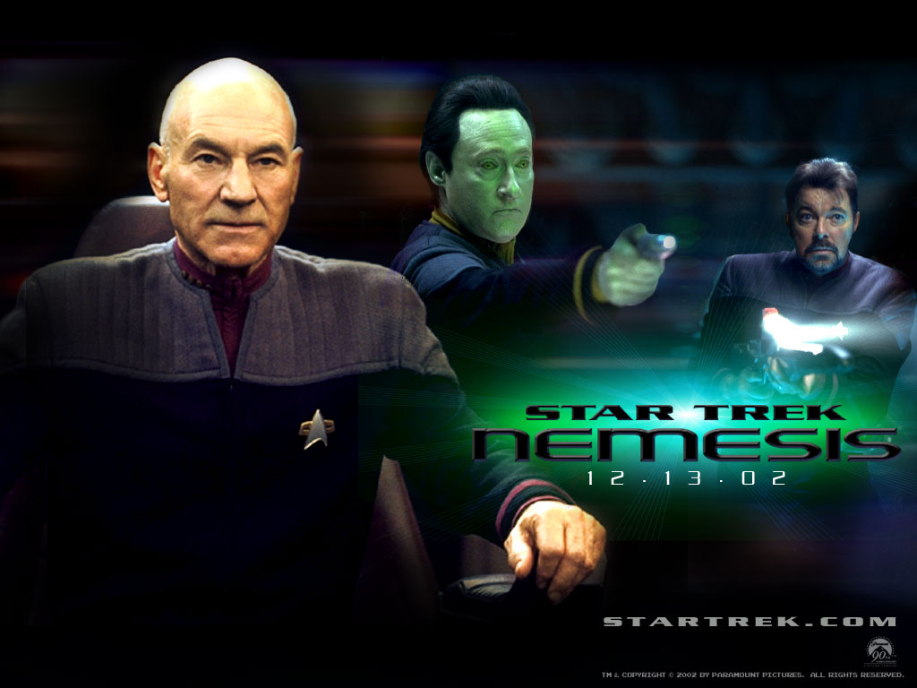 'Star Trek: Nemesis' - copyright Paramount Pictures