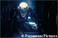 'Star Trek Nemesis' - copyright Paramount Pictures