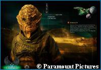'Nemesis web site' - copyright Paramount Pictures