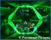 'Star Trek Nemesis' DVD Menu - courtesy StarTrek.com, copyright Paramount Pictures