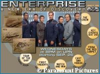 New 'Enterprise' Section - courtesy StarTrek.com, copyright Paramount Pictures