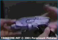 Phase Pistol - courtesy TrekZone.de, copyright Paramount Pictures