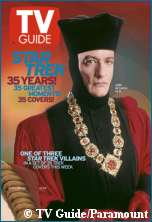 April 20th TV Guide 'Q' Cover - Copyright TV Guide/Paramount