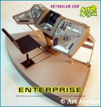 'Reed's console' photo - courtesy Art Asylum, copyright Art Asylum/Paramount Pictures
