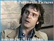 Brannon Braga photo - courtesy EnterpriseUK.tv, copyright Paramount Pictures