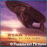 'Star Trek: Ships of the Line 2003 Calendar' photo - courtesy Amazon.com, copyright Paramount Pictures