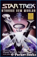'Strange New Worlds V' - courtesy Psi Phi, copyright Pocket Books