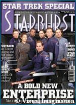 Starburst cover image - copyright Visual Imagination