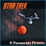 'Star Trek 2003 Calendar' photo - courtesy Amazon.com, copyright Paramount Pictures