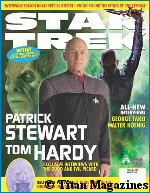 Star Trek Monthly - copyright Titan Magazines