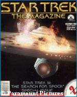'Star Trek: The Magazine' -  copyright Paramount Pictures