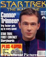 'Star Trek: The Magazine' photo -  copyright Paramount Pictures